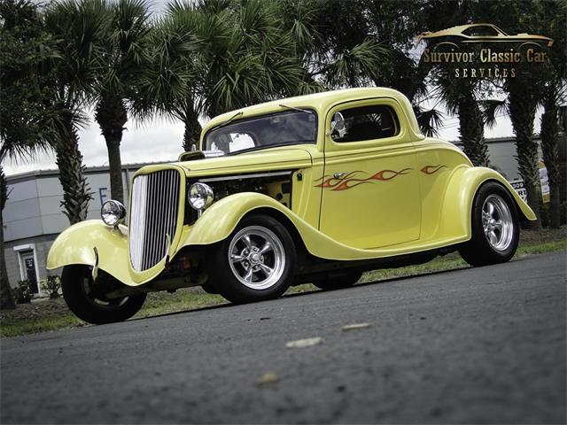 1934 Ford 3-Window Coupe (CC-1356677) for sale in Palmetto, Florida