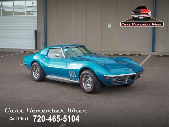 1969 Chevrolet Corvette (CC-1356693) for sale in Englewood, Colorado