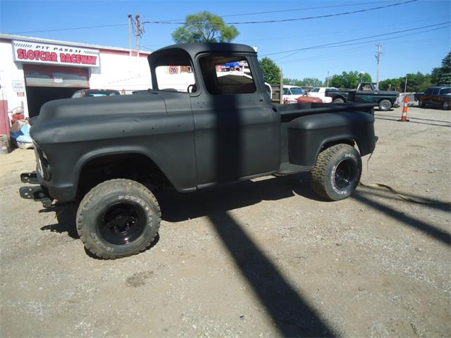 1957 Chevrolet 3100 (CC-1356703) for sale in Jackson, Michigan