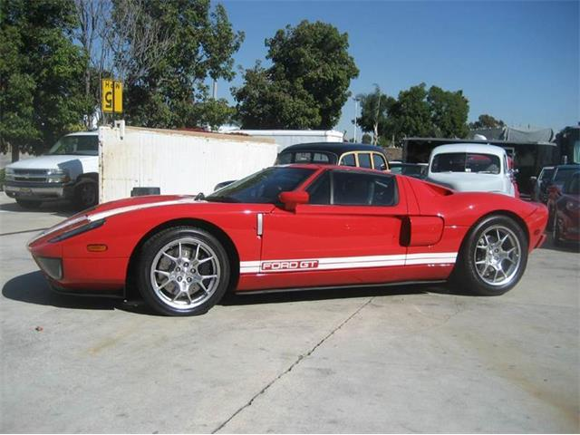 2005 Ford GT (CC-1356712) for sale in Brea, California