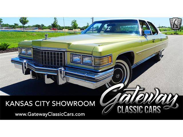 1976 Cadillac Fleetwood (CC-1356717) for sale in O'Fallon, Illinois