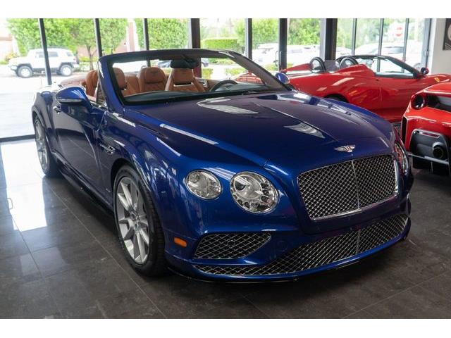 2017 Bentley Continental (CC-1356745) for sale in Miami, Florida