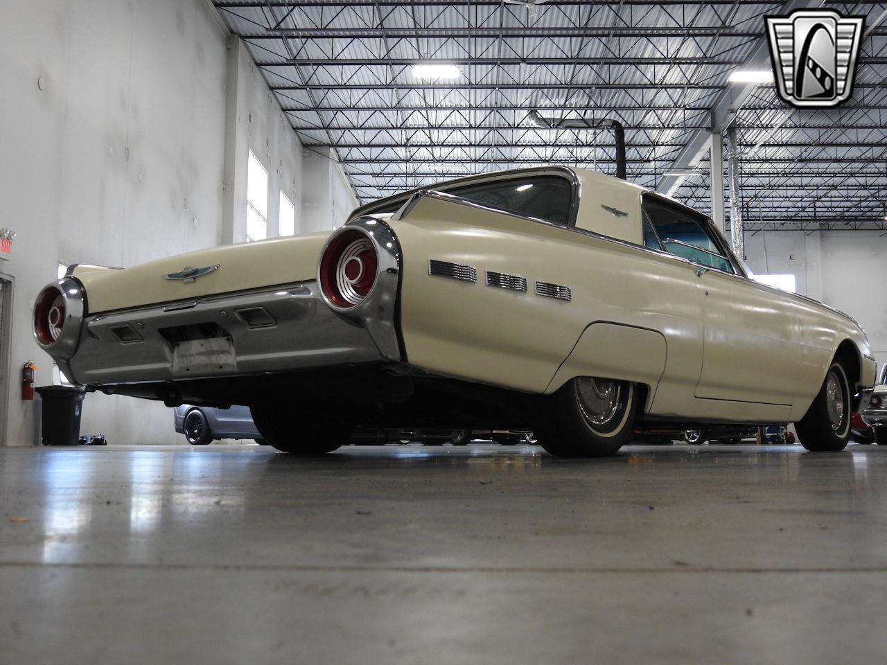 1962 Ford Thunderbird (CC-1356758) for sale in O'Fallon, Illinois