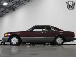 1988 Mercedes-Benz 560SEC (CC-1356759) for sale in O'Fallon, Illinois