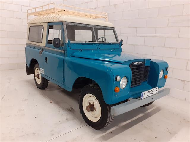 1978 Land Rover Series III (CC-1356760) for sale in Malaga, Andalucia
