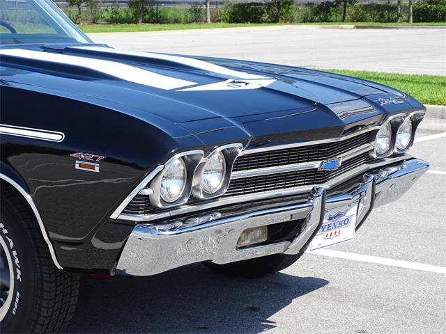 1969 Chevrolet Chevelle (CC-1356764) for sale in O'Fallon, Illinois