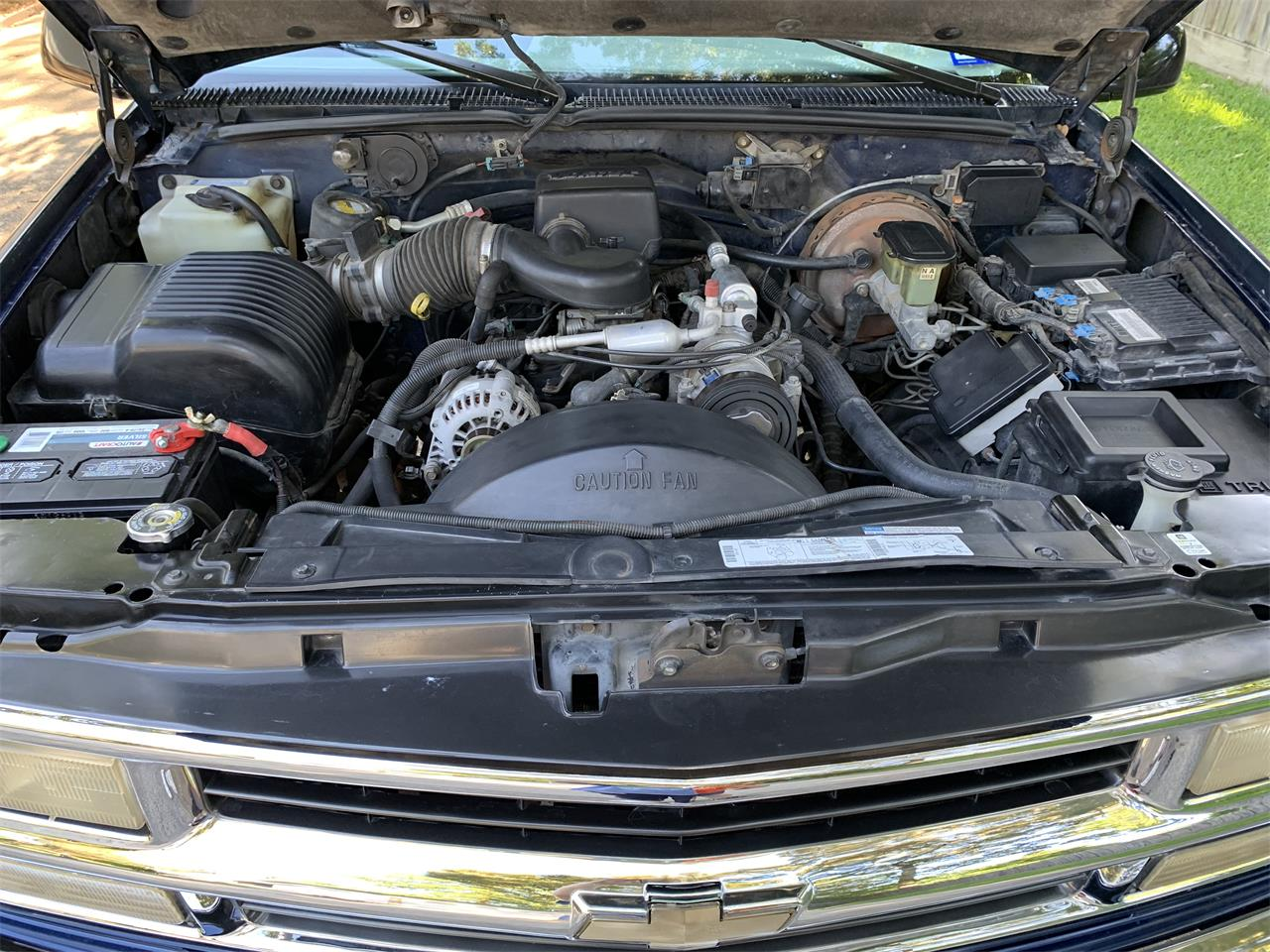 1996 Chevrolet Tahoe (CC-1356825) for sale in Conroe, Texas