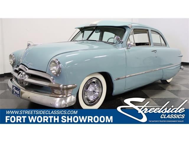 1950 Ford Custom (CC-1356834) for sale in Ft Worth, Texas