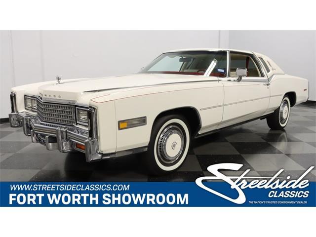 1978 Cadillac Eldorado (CC-1356835) for sale in Ft Worth, Texas