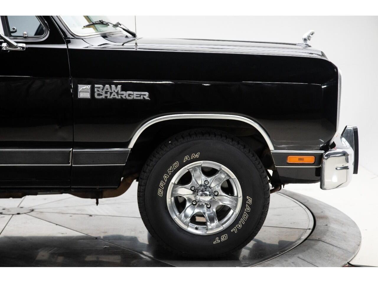 1989 Dodge Ramcharger (CC-1356877) for sale in Cedar Rapids, Iowa