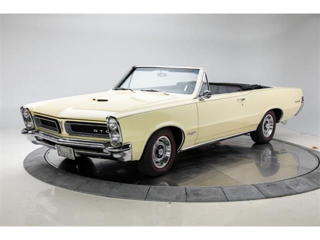 1965 Pontiac GTO (CC-1356878) for sale in Cedar Rapids, Iowa