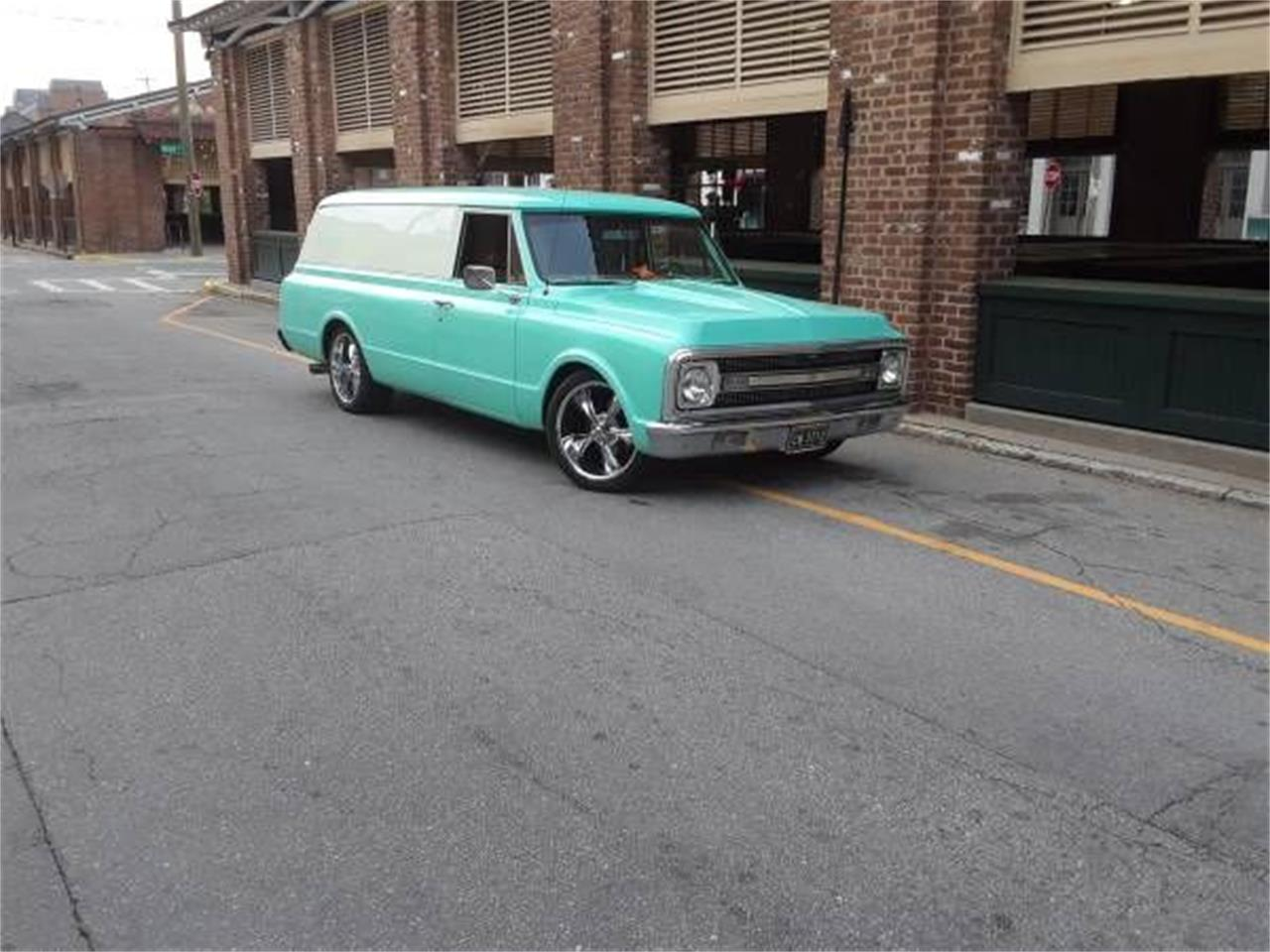 1970 Chevrolet Panel Truck (CC-1356884) for sale in Cadillac, Michigan