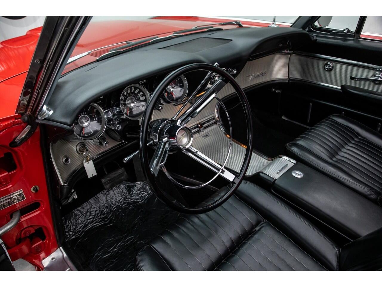 1962 Ford Thunderbird (CC-1356886) for sale in Cedar Rapids, Iowa