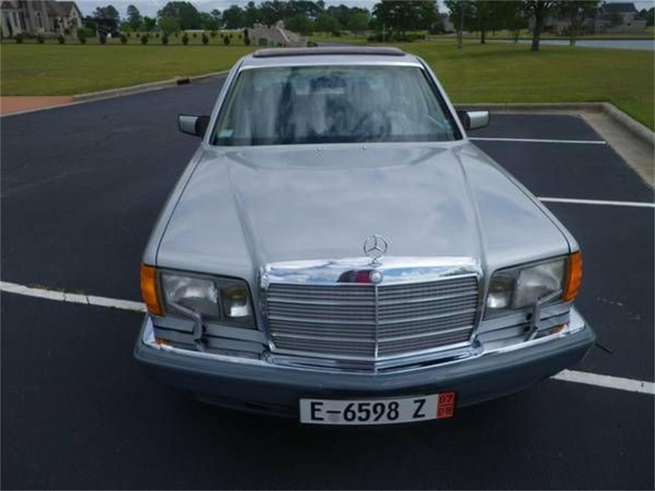 1987 Mercedes-Benz 420SEL (CC-1356887) for sale in Cadillac, Michigan
