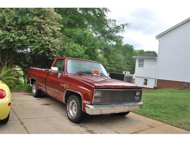 1983 Chevrolet C10 (CC-1356897) for sale in Cadillac, Michigan