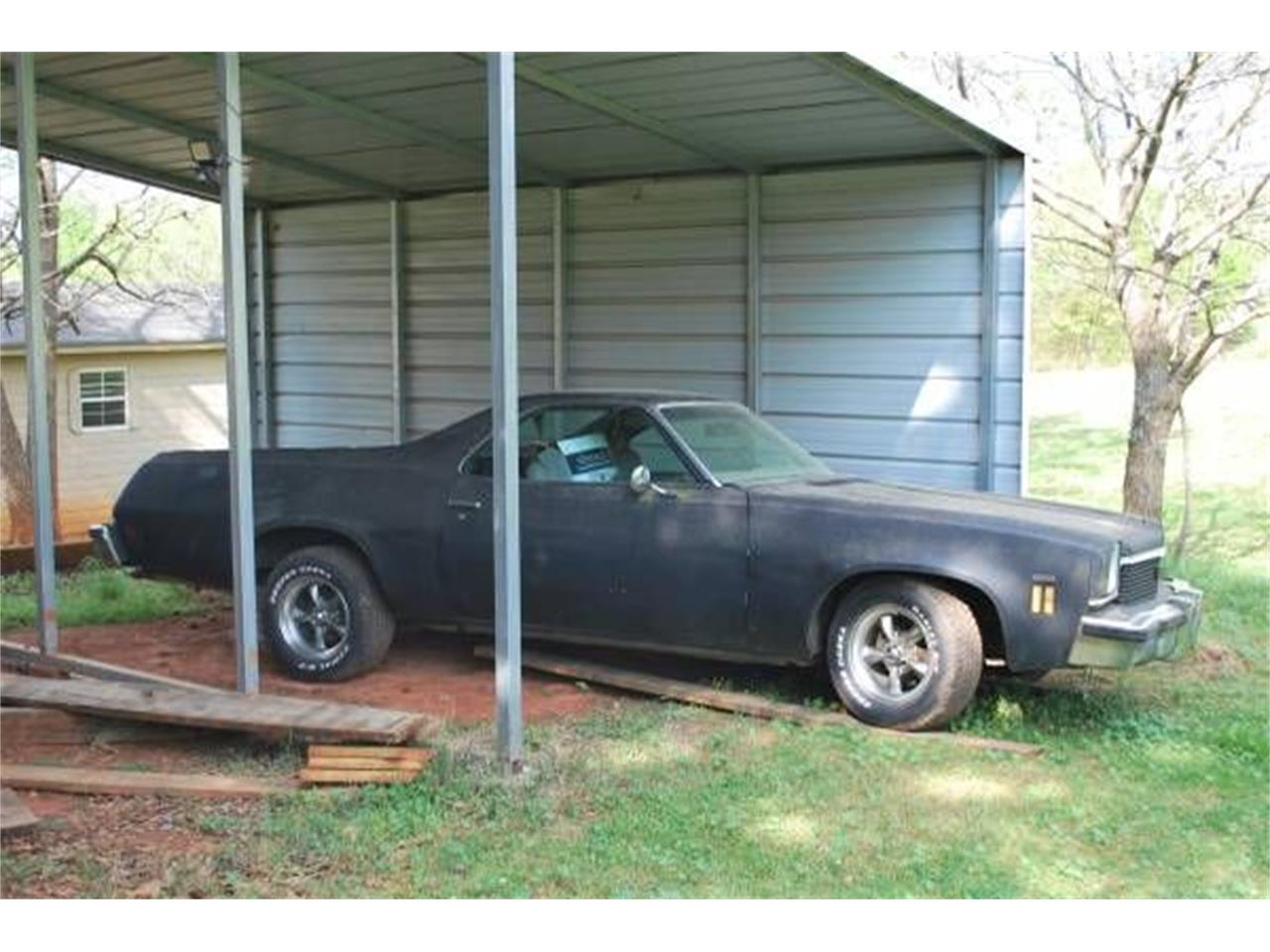 1973 Chevrolet El Camino (CC-1356898) for sale in Cadillac, Michigan