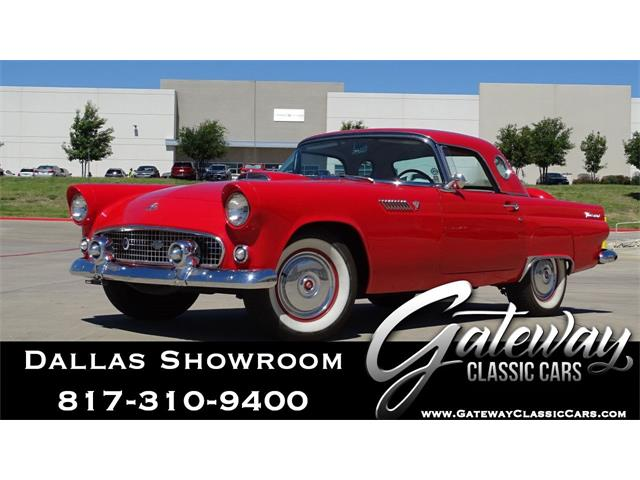 1955 Ford Thunderbird (CC-1356900) for sale in O'Fallon, Illinois