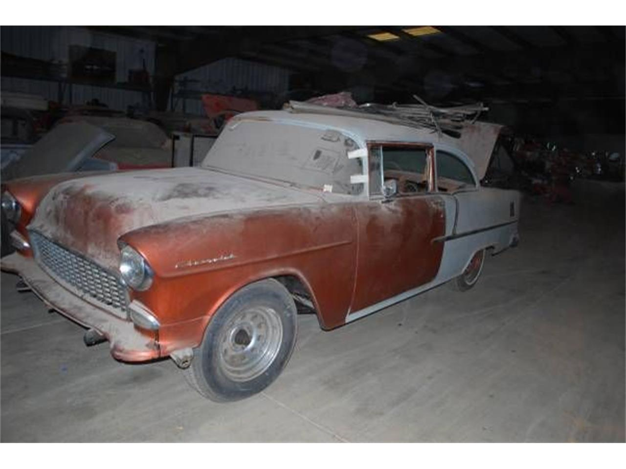 1955 Chevrolet Coupe (CC-1356901) for sale in Cadillac, Michigan