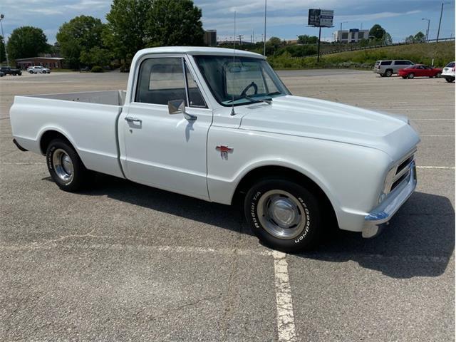 1967 Chevrolet C10 (CC-1356917) for sale in Greensboro, North Carolina