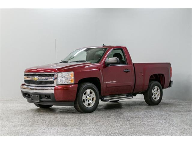 2008 Chevrolet Silverado (CC-1356920) for sale in Concord, North Carolina