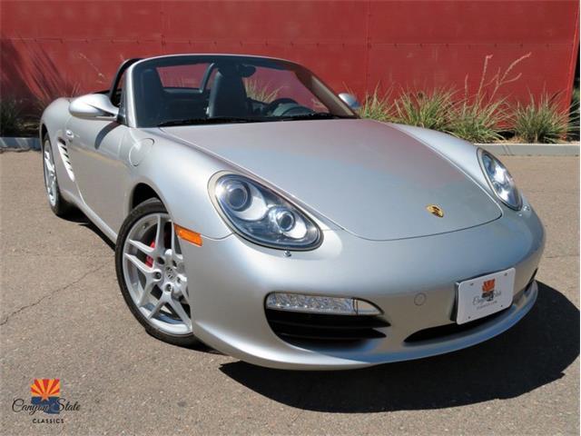 2009 Porsche Boxster (CC-1356933) for sale in Tempe, Arizona
