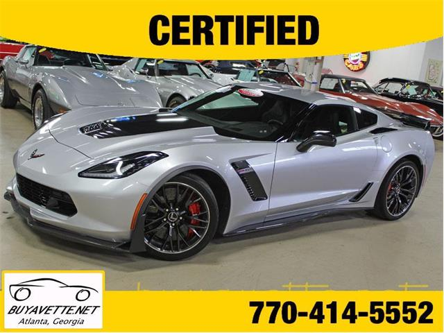2015 Chevrolet Corvette (CC-1356935) for sale in Atlanta, Georgia