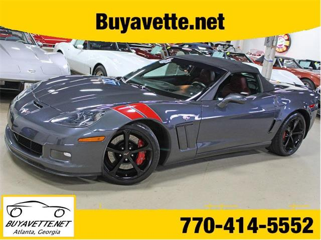 2013 Chevrolet Corvette (CC-1356939) for sale in Atlanta, Georgia