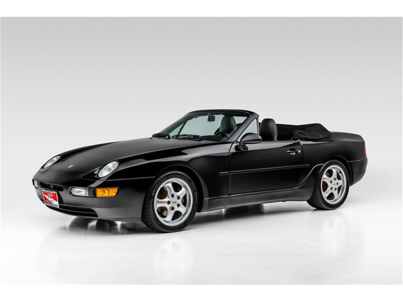 1995 Porsche 968 (CC-1356945) for sale in Costa Mesa, California