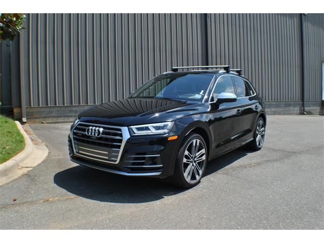 2018 Audi Q5 (CC-1356950) for sale in Charlotte, North Carolina