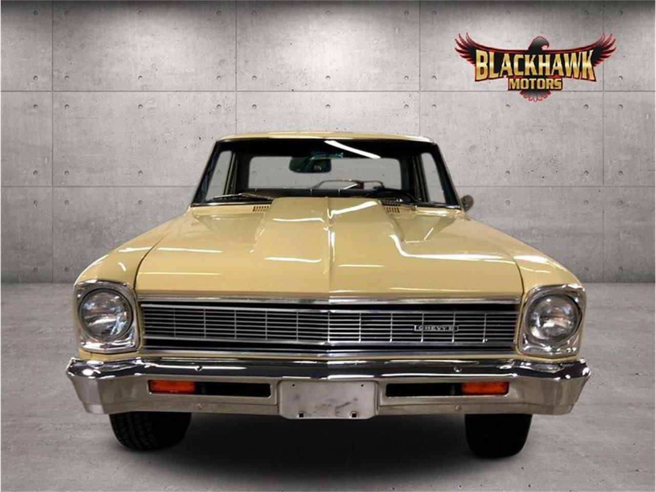 1966 Chevrolet Chevy II (CC-1356981) for sale in Gurnee, Illinois