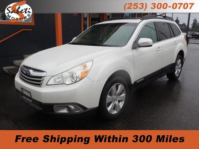 2010 Subaru Outback (CC-1356998) for sale in Tacoma, Washington