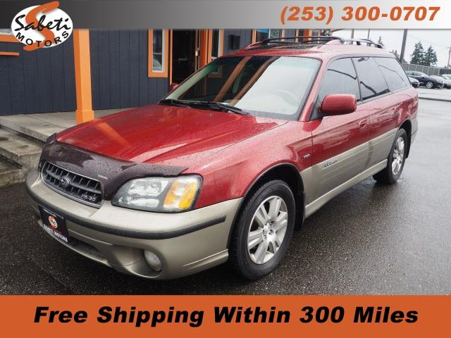2004 Subaru Outback (CC-1357000) for sale in Tacoma, Washington