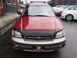 2004 Subaru Outback (CC-1357000) for sale in Tacoma, Washington