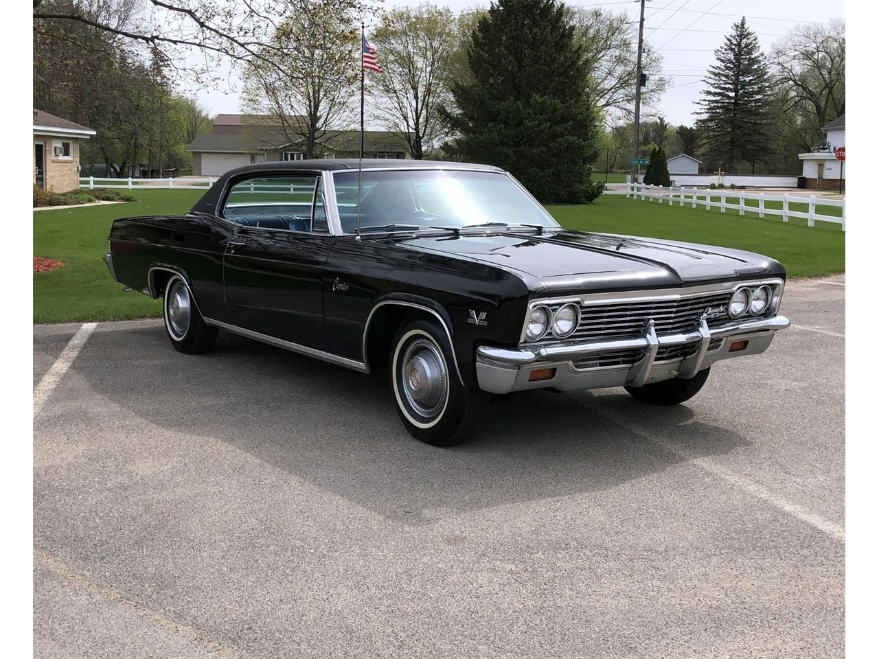 1966 Chevrolet Caprice (CC-1357001) for sale in Maple Lake, Minnesota