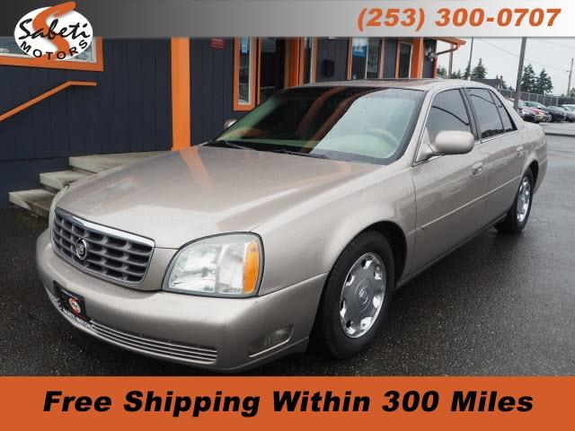 2003 Cadillac DeVille (CC-1357002) for sale in Tacoma, Washington