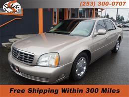 2003 Cadillac DeVille (CC-1357002) for sale in Tacoma, Washington