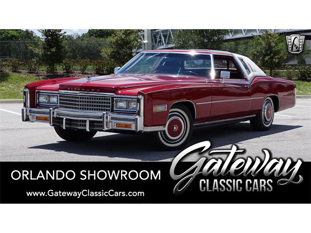 1978 Cadillac Eldorado (CC-1357011) for sale in O'Fallon, Illinois