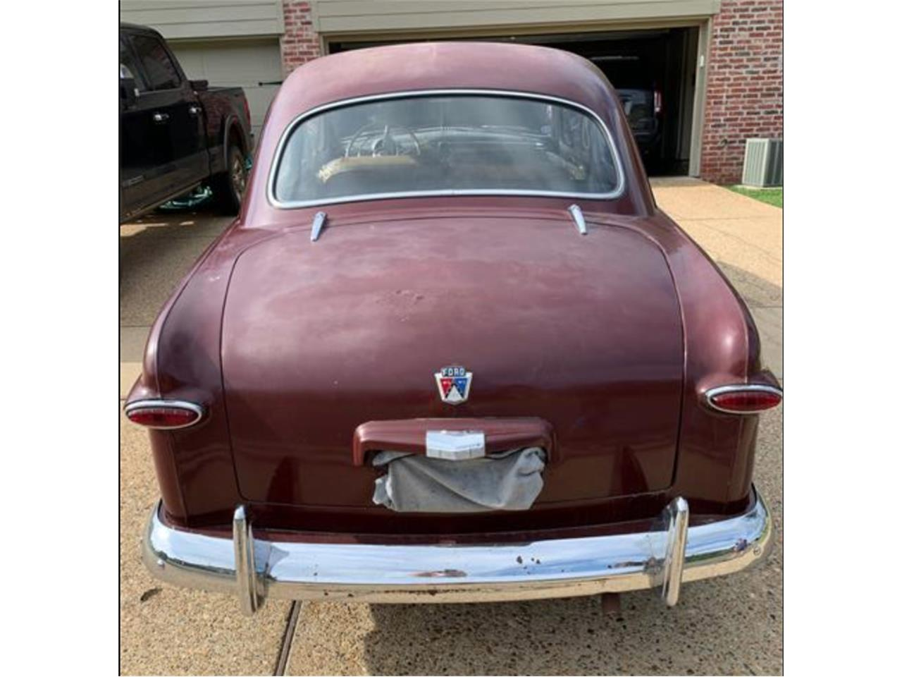 1950 Ford 2-Dr Sedan (CC-1350702) for sale in Shreveport, Louisiana
