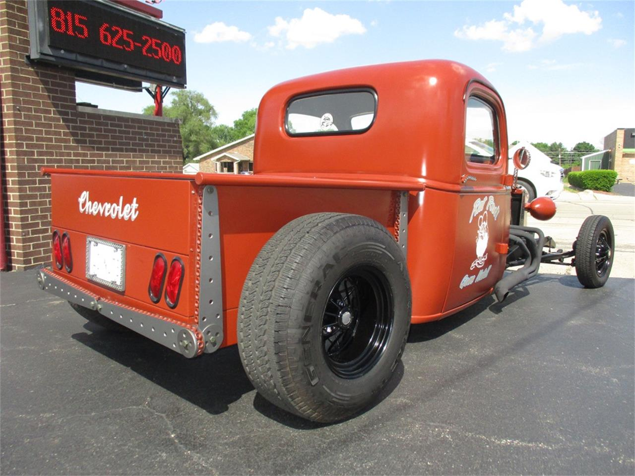 1938 Chevrolet Custom (CC-1357023) for sale in Sterling, Illinois
