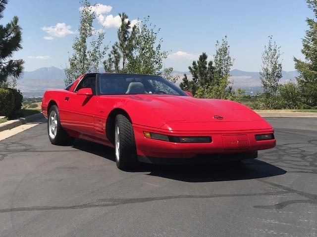 1994 Chevrolet Corvette ZR1 (CC-1357024) for sale in Sandy, Utah