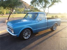 1967 Chevrolet C10 (CC-1357025) for sale in Mesa, Arizona