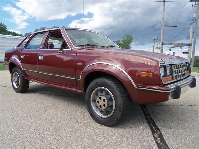 1984 AMC Eagle (CC-1357026) for sale in Jefferson, Wisconsin