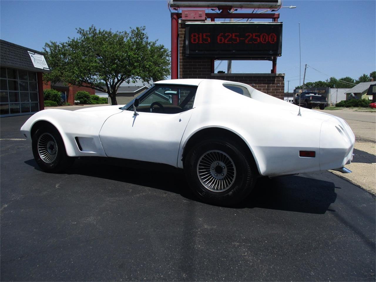 1974 Chevrolet Corvette Stingray (CC-1357031) for sale in Sterling, Illinois