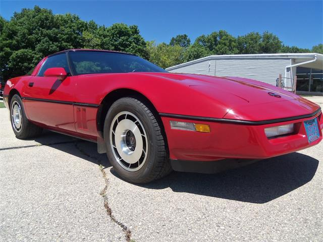 1984 Chevrolet Corvette (CC-1357037) for sale in Jefferson, Wisconsin