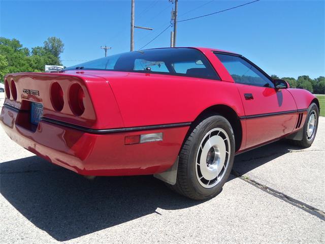1984 Chevrolet Corvette (CC-1357037) for sale in Jefferson, Wisconsin