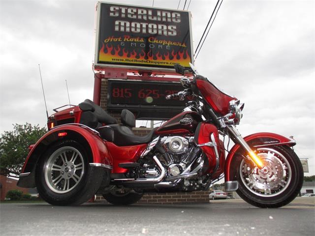 2012 Harley-Davidson Motorcycle