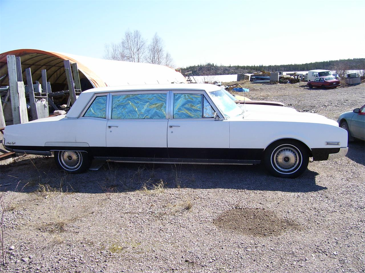 1967 Oldsmobile 98 (CC-1357051) for sale in Yellowknife, NWT