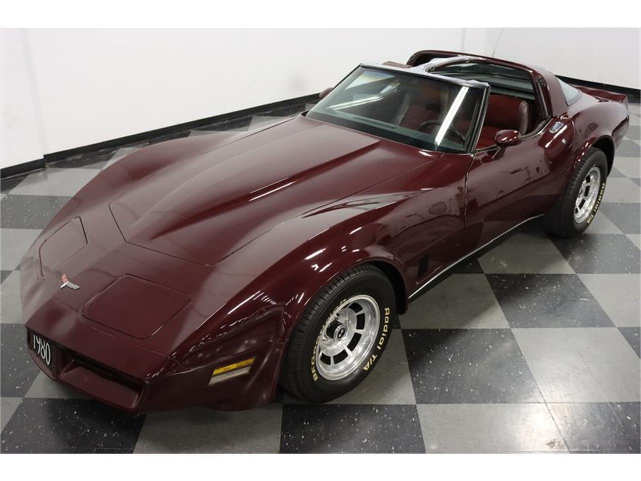 1980 Chevrolet Corvette (CC-1357062) for sale in Ft Worth, Texas