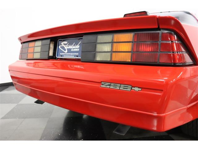 1986 Chevrolet Camaro (CC-1357067) for sale in Ft Worth, Texas