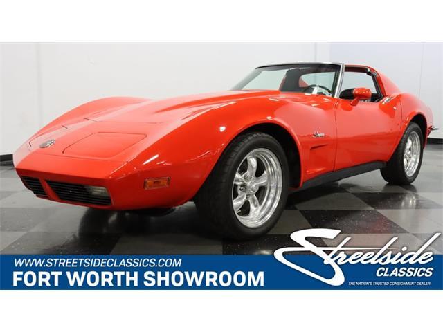1973 Chevrolet Corvette (CC-1357069) for sale in Ft Worth, Texas